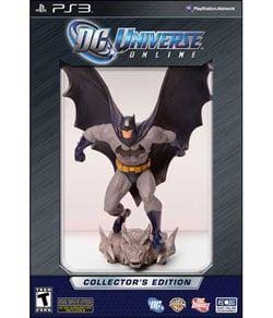 PS3 - DC Universe Online Collector's Edition