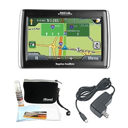 Magellan 1475T GPS Navigation System with Integrated Traffic Service (Refurbished)