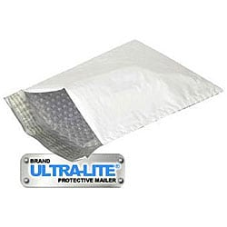 Self-sealing Poly Bubble Mailers (Case of 150)
