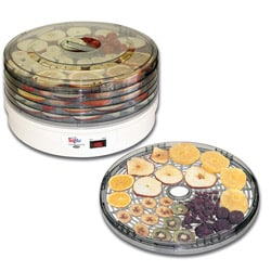 Total Chef Deluxe TCFD-05 5-tray Food Dehydrator