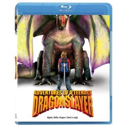 Adventures Of A Teenage Dragonslayer (Blu-Ray)