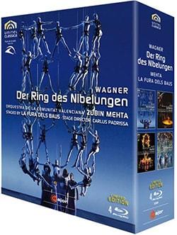 Wagner: Der Ring Des Nibelungen (Blu-ray Disc) 7459096