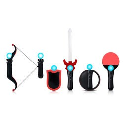PlayStation Move Professional Sports Kit for Sport Champions