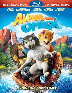 Alpha And Omega (Blu-Ray/DVD/Digital Copy)