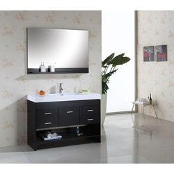 Marcus 48-inch Single Sink Bathroom Vanity Set
