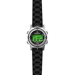 Dakota Mens Digital Radio Controlled Atomic Watch