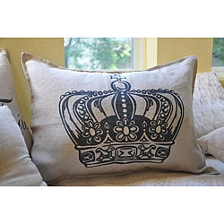 King Crown Bolster Pillow