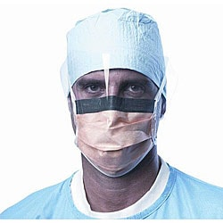 Medline Prohibit Face Mask with Eyeshield