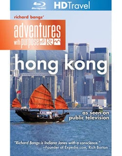 Adventures With Purpose-Hong Kong (Blu-Ray)