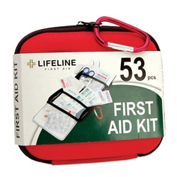 EVA 53-pc First Aid Kits (Pack of 6)
