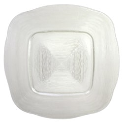 ChargeIt! by Jay Reflex Glass Charger Plates (Set of 2)