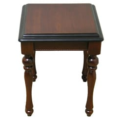 Lifestyle Mahogany End Table
