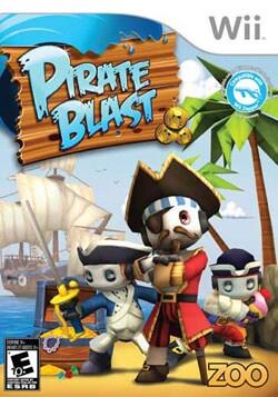 Wii - Pirate Blast