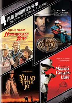 4 Film Favorites-Country Westerns (DVD)