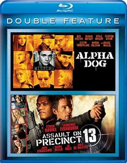 Alpha Dog/Assault On Precinct 13 (Blu-Ray/Double Feature)