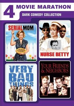 4 Movie Marathon-Dark Comedy Collection (DVD) (2discs)
