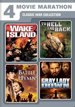 4 Movie Marathon-Classic War Collection (DVD)