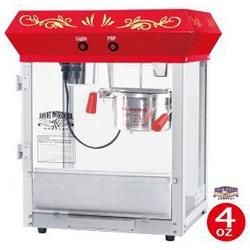 Red 6112 4-oz Foundation Popcorn Machine