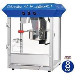 Blue 6114 8-oz Foundation Popcorn Machine Top