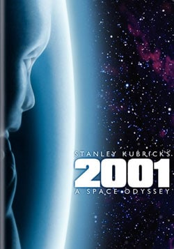 2001 Space Odyssey (DVD)
