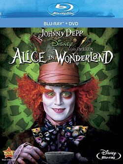 Alice in Wonderland with DVD Copy (Blu-ray Disc)