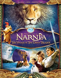 The Chronicles of Narnia: The Voyage of the Dawn Treader (Blu-ray/DVD) 7695945
