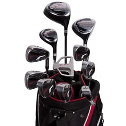 Pinemeadow Golf 16 pc. Complete Golf Set