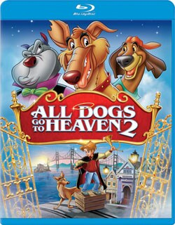 All Dogs Go to Heaven 2 (Blu-ray Disc)