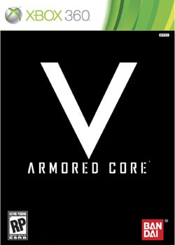 Xbox  360 - Armored Core V - By Namco Bandai