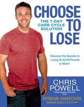 'Choose to Lose' Fitness/Weightloss Book (Hardcover)