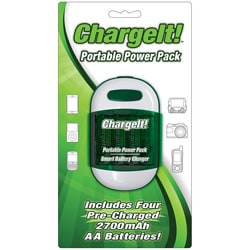 ChargeIt! Portable Power Pack