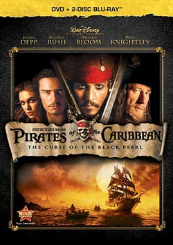 Pirates of the Caribbean: The Curse of the Black Pearl (DVD/Blu-ray)