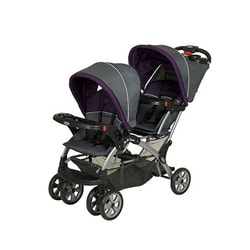 Baby Trend Sit N Stand Double Stroller in Elixer