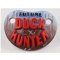 Future Duck Hunter Pacifier