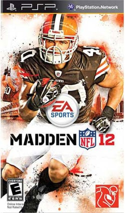 PSP - Madden NFL 12 - By Electronic Arts