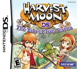 NinDS  - Harvest Moon: Tale of Two Towns