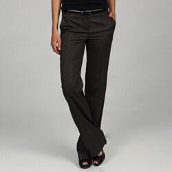 BCBG Max Azria Women's 'Mariam' Pinstripe Pants