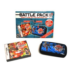 NinDS - Bakugan Bundle game with Case
