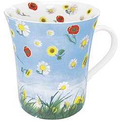Konitz 'Flower Eddy' Mugs (Set of 4) 8005351