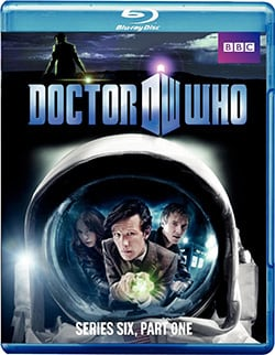 Doctor Who: Series Six, Part One (Blu-ray Disc) 8017077