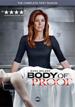 Body of Proof: The Complete First Season (DVD)