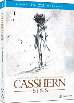Casshern: The Complete Series (Blu-ray Disc)