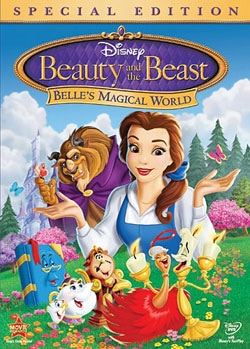 Beauty and the Beast: Belle`s Magical World - Special Edition (DVD)