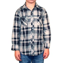 191 Unlimited Boy's Woven Shirt