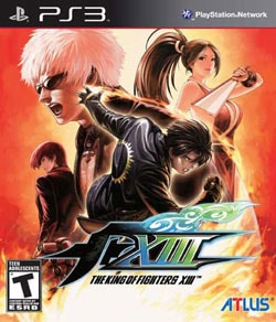 PS3 - King of Fighters XIII