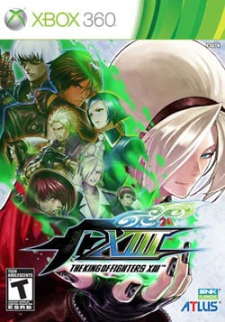 Xbox 360 - King of Fighters XIII