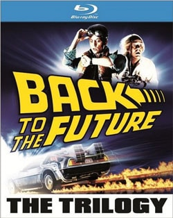 Back To The Future: The Complete Trilogy (Blu-ray)