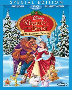 Beauty And The Beast: The Enchanted Christmas Special Edition (Blu-ray/DVD)
