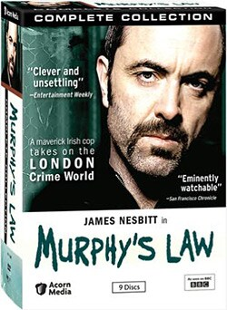 Murphy's Law: Complete Collection Set (DVD)