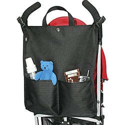 JL Childress Black Stroller Tote